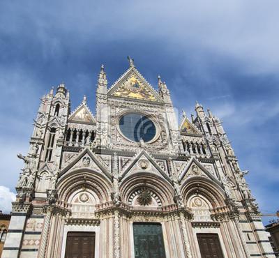 La Catedral de Santa María, Siena