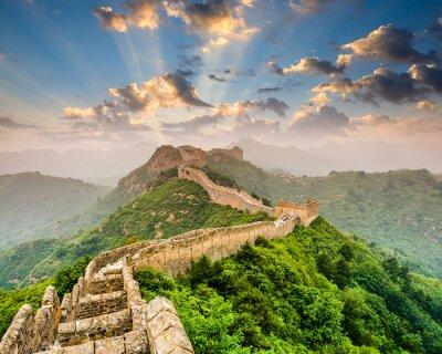Póster La Gran Muralla China