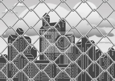 La grisalla des cités