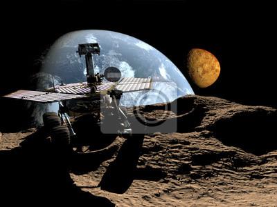La nave espacial