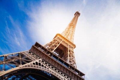 Póster La Torre Eiffel Mágica