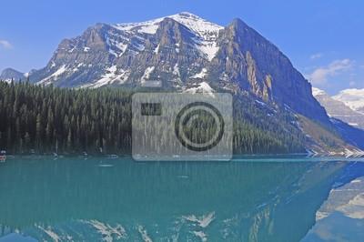Lake Louise. Parque Nacional de Banff.