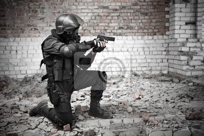 Las fuerzas especiales