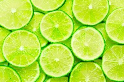 Póster Lime Antecedentes