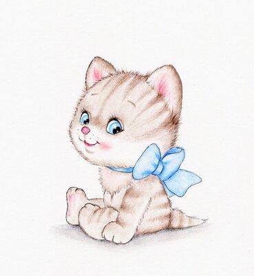 Póster Lindo gatito