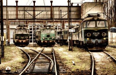 locomotoras antiguas
