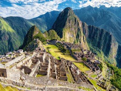 Póster Mach Pichu
