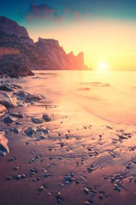 Mañana en el mar