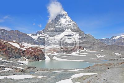 Matterhorn. Suiza.