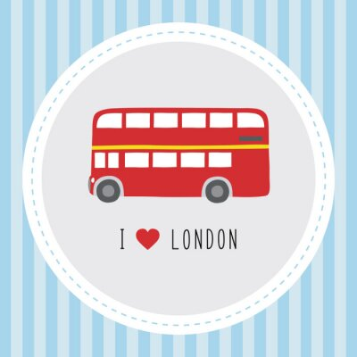 Póster Me encanta London12