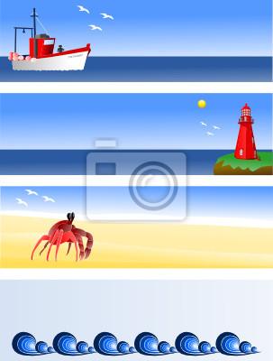 Mer et bord de mer