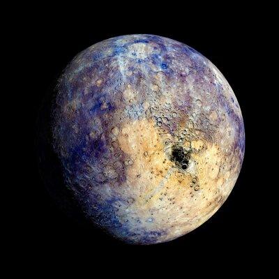 Póster Mercurio