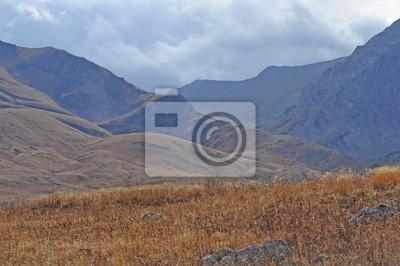 Meseta Lago-Naki. Cáucaso. Rusia.