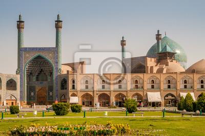 Mezquita de Emam en Esfahan