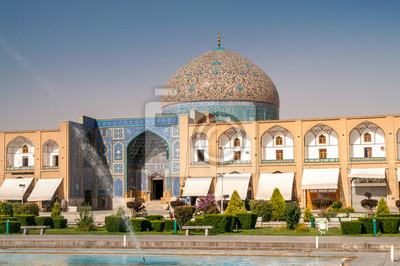Mezquita Sheikh Lotfollah - Esfahan
