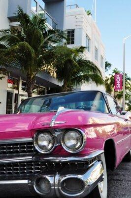 Póster Miami Art Deco '