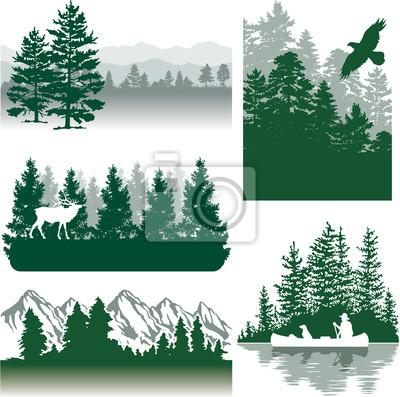 montañas paisajes