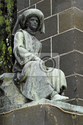 Monumento a Enrique el Navegante, Funchal