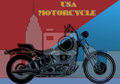 Moto deportista