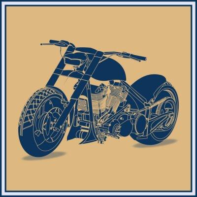 Motocicleta Carretera