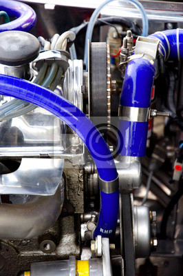 Póster motor