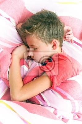 Muchacho durmiente