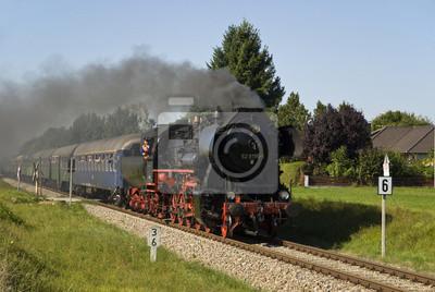 Museos ferroviarios de vapor, museo