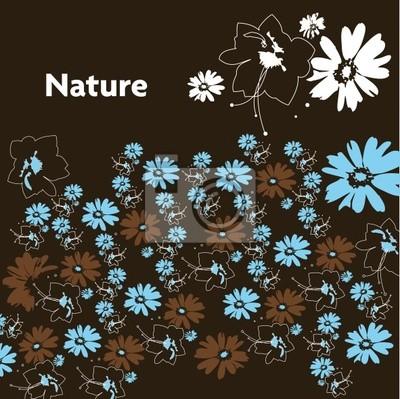 Póster Naturaleza