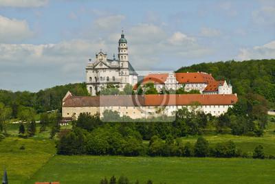 Neresheim Iglesia del monasterio