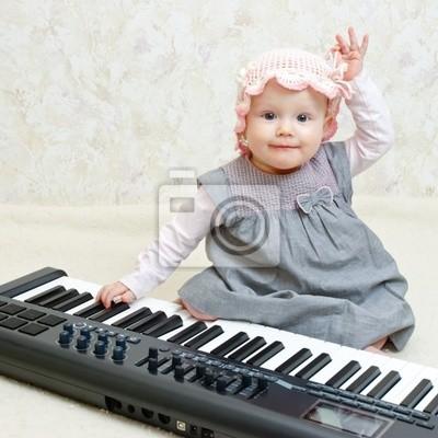 Niño con el piano