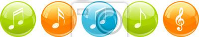 Notas de musique