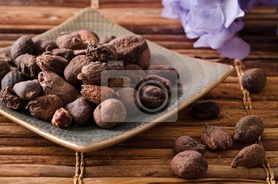 nueces de manteca de karité