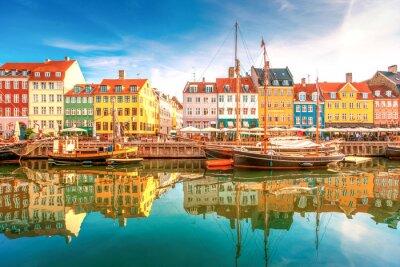 Póster Nyhavn Kopenhagen