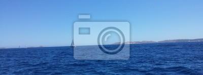 Palau, la maddalena, sardaigne, italia, mer, méditerrannée, vago, montagne, bateau, crique, paysage, ciel, más voilier,