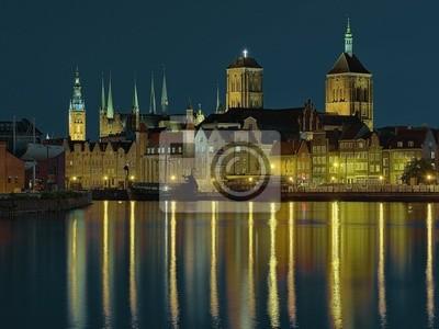 Panorama de Gdansk