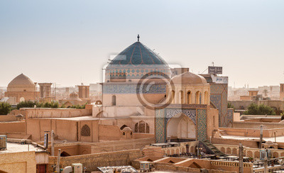 Panorama de Yazd - Desert City