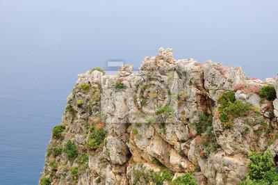 """Parque Nacional """"Zingaro"""". Sicilia."""