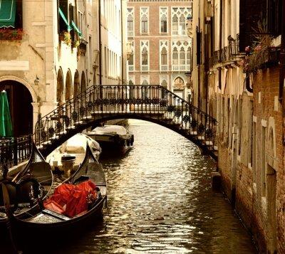 Paseo tradicional gandola Venecia