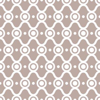 Póster patrón abstracto sin fisuras