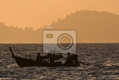 Pêche en tailandia
