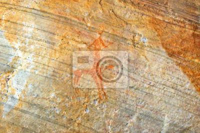 Pinturas de los bosquimanos