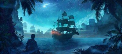 Póster pirata