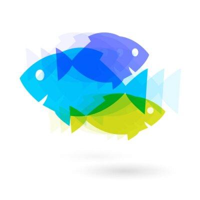 Póster poissons
