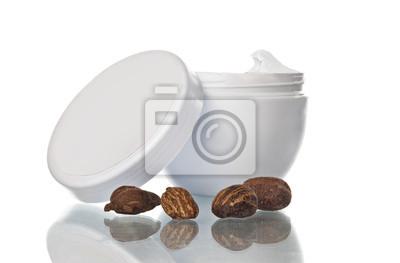 Pot de manteca de karité y nueces