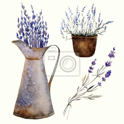 Provence lavender decor