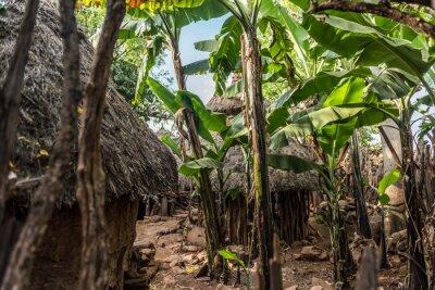 Pueblo tradicional de Konso, Etiopía