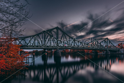 Póster Puente de espias alemania