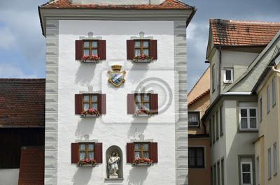 Puerta de Oriente, Dillingen