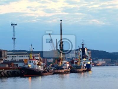 Puerto de Gdynia