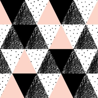 Póster Resumen patrón geométrico